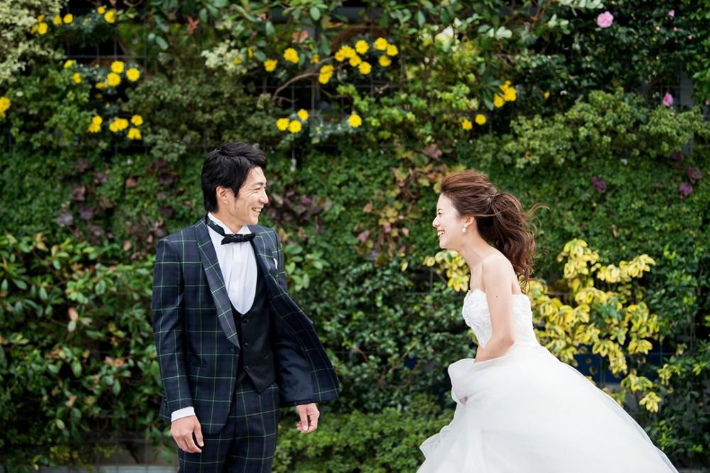 結婚式撮影の一枚
