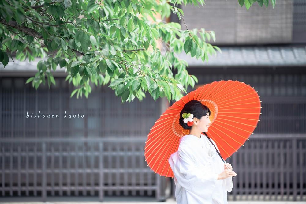 祇園前撮り 夏です。