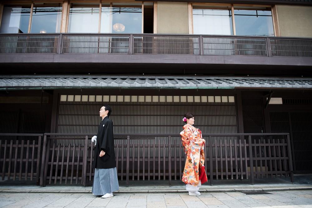 京都の街並