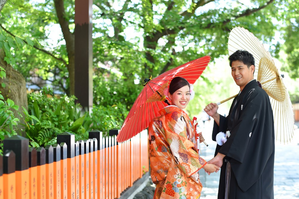 Photo Wedding in Kyoto