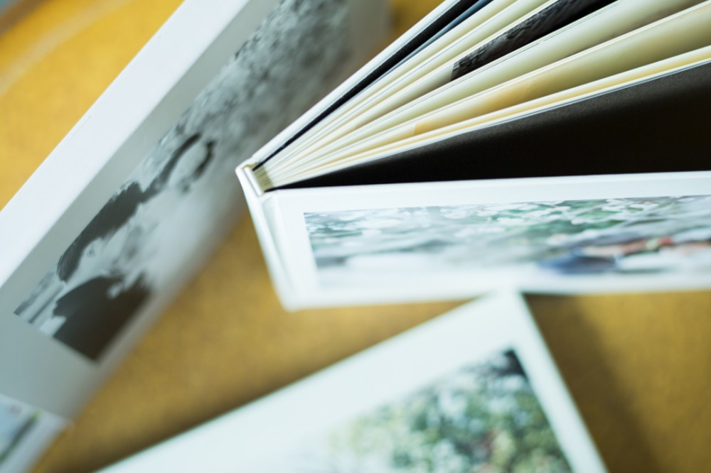 京都でのロケーション撮影のフォトブック