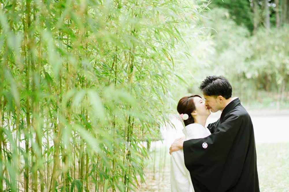 竹の前撮りスポット