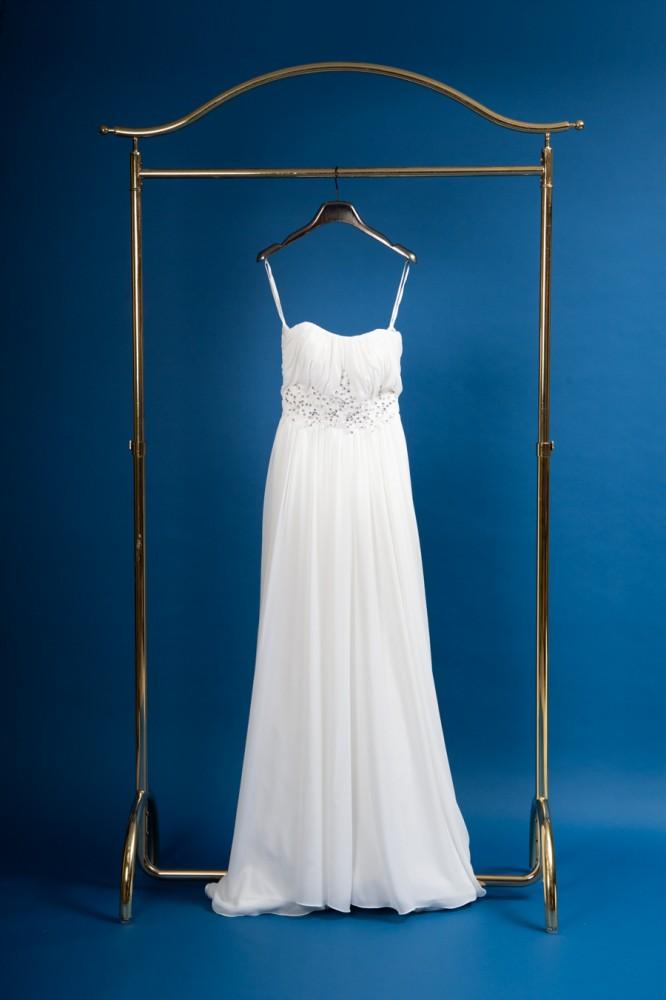 前撮り用のドレス