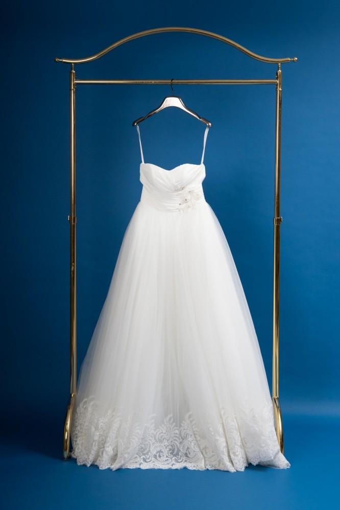 前撮り用のドレス2