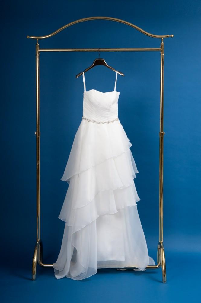 前撮り用のドレス3