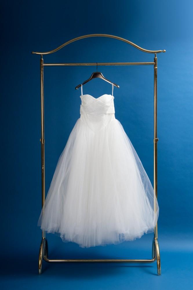前撮り用のドレス9