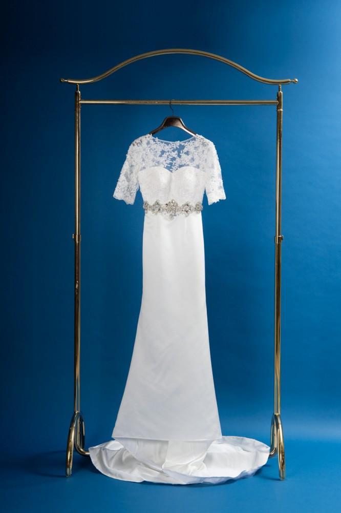 前撮り用のドレス6