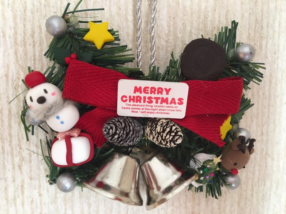 すみか通信 2016冬号【Let`s! スイーツデコ:クリスマスリースの作り方】:滋賀の工務店