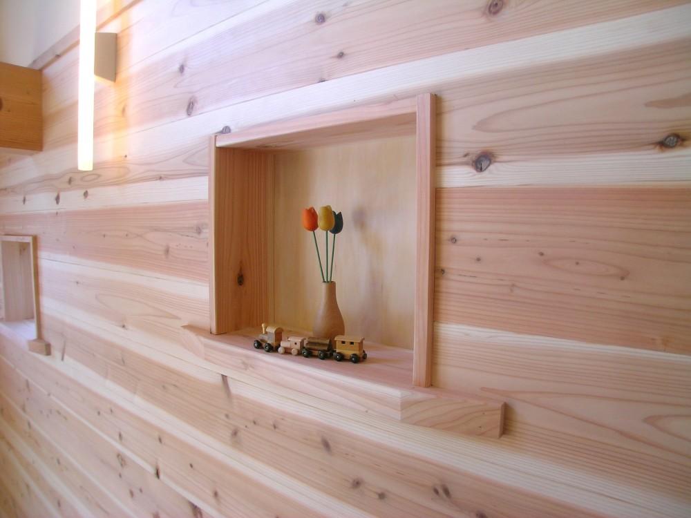 vol.18-手作り感あふれる楽しい空間づくり ~飾り棚(ニッチ)編~