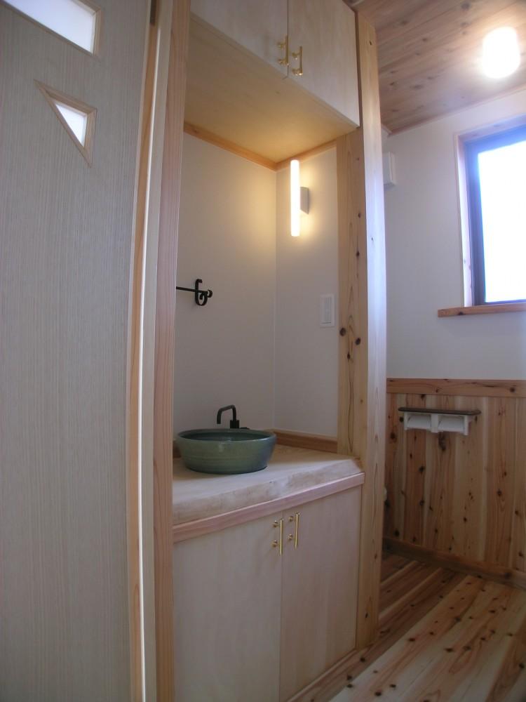 vol.14-手作り感あふれる楽しい空間づくり ~手洗い器・洗面台編~