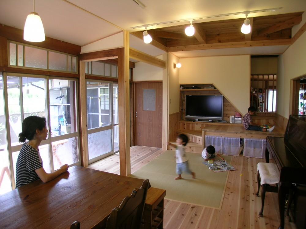 大家族が楽しく暮らせる家にリノベーション:滋賀県大津市 H様