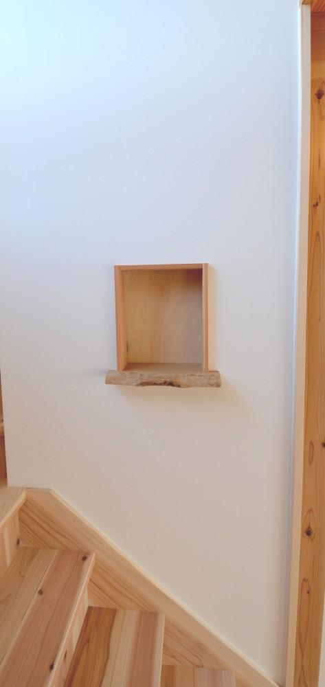 小上がり畳のあるLDKの木の家:滋賀県大津市 W様