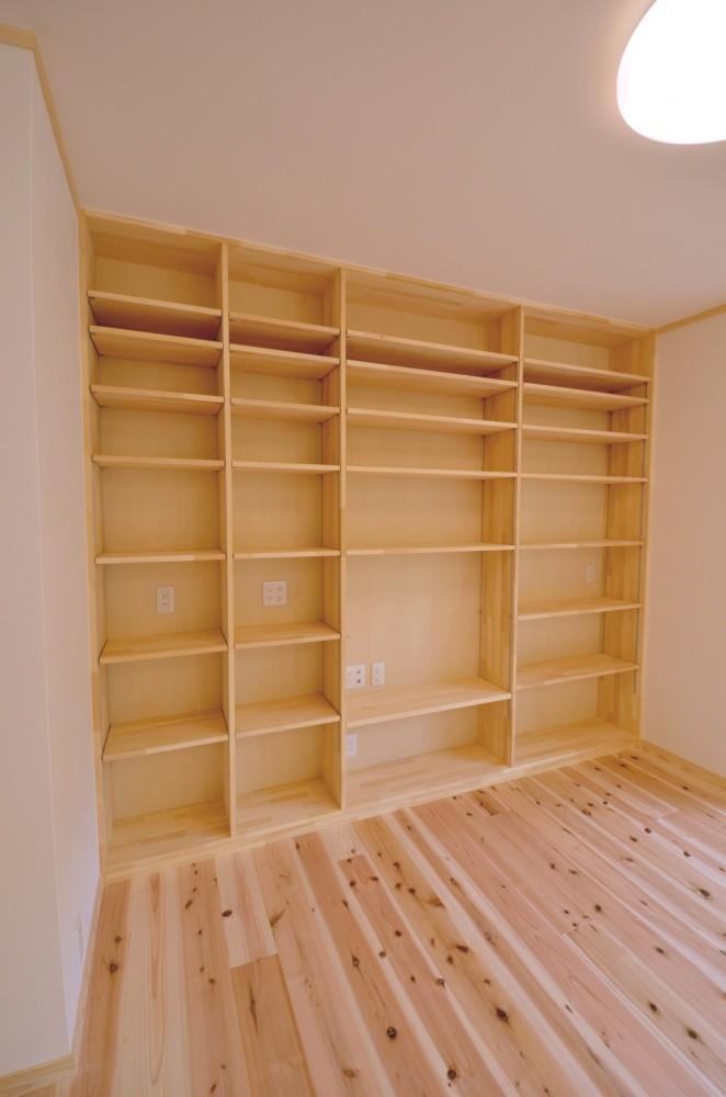 vol.17-手作り感あふれる楽しい空間づくり ~壁面収納編~