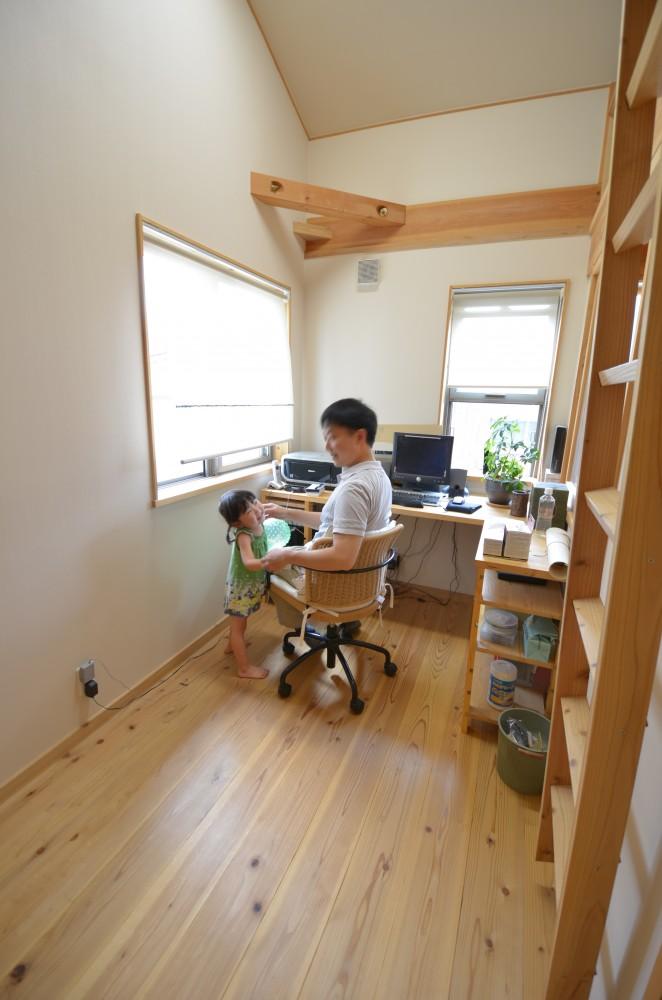 大きなリビング階段のある木の家T様 -11:当社で家づくりをご検討中の方へ