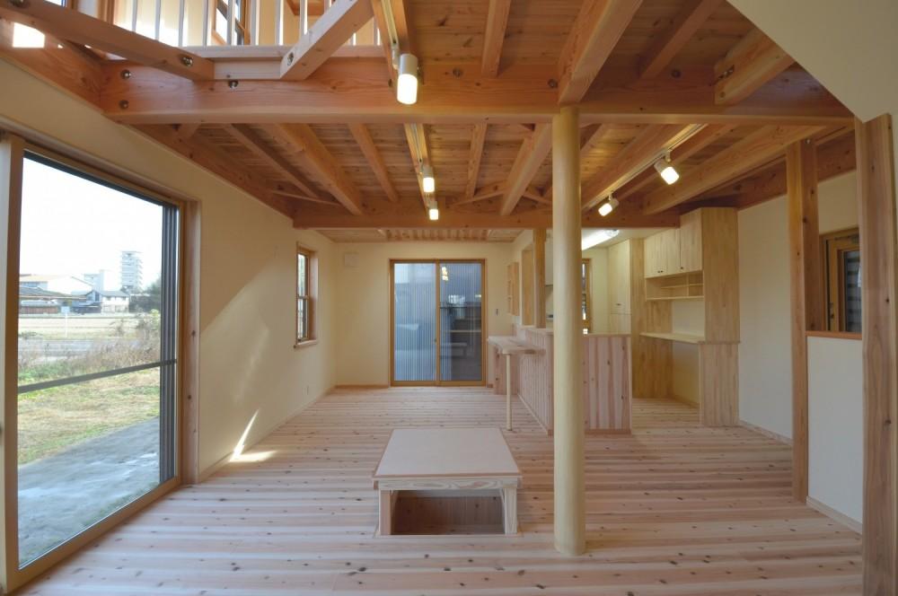 自然素材の家 完成内覧会
