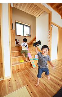 ゆったり暮らせるコンパクトな木の家T様 -3:どんな家を作りたいとお考えでしたか?