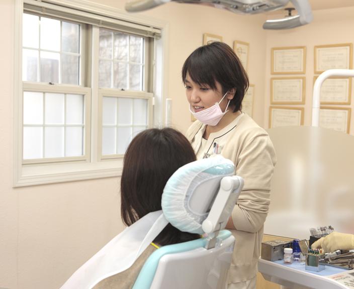 虫歯や歯周病を未然に防ぐ予防歯科