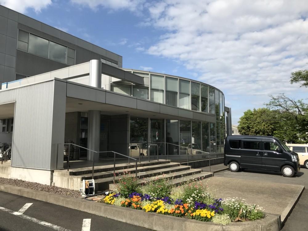 岐阜県美濃加茂市にある佐藤歯科医院様へ見学に行きました